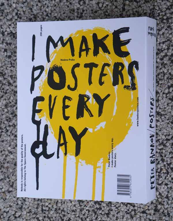 I make posters every day by Peter Bankov 2