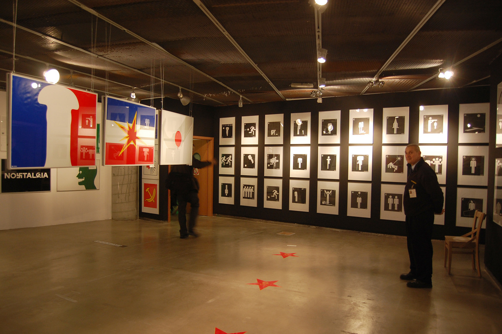 Lex Drewinski Exhibition (Katowice, PL) 2