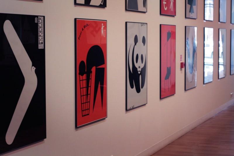 Lex Drewinski Exhibition (Katowice, PL) 4