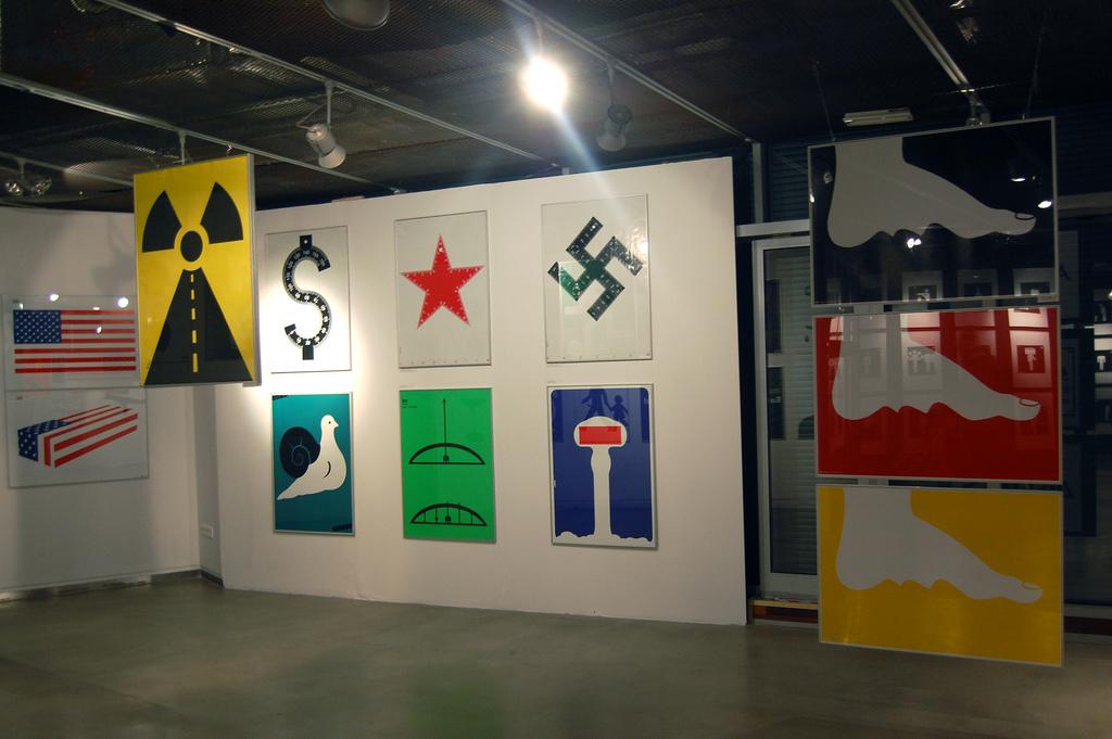 Lex Drewinski Exhibition (Katowice, PL)