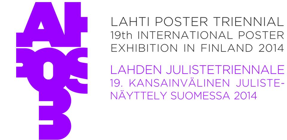 lahti poster triennial 2014