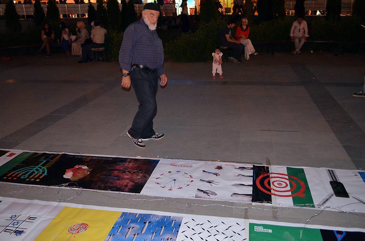 Gaza Poster Exhibition – Turkey 1