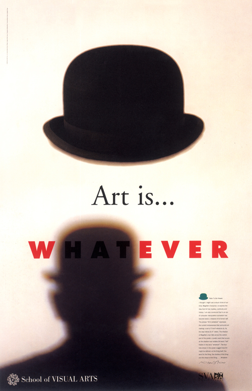 Milton Glaser | Poster Poster | Nothing but posters