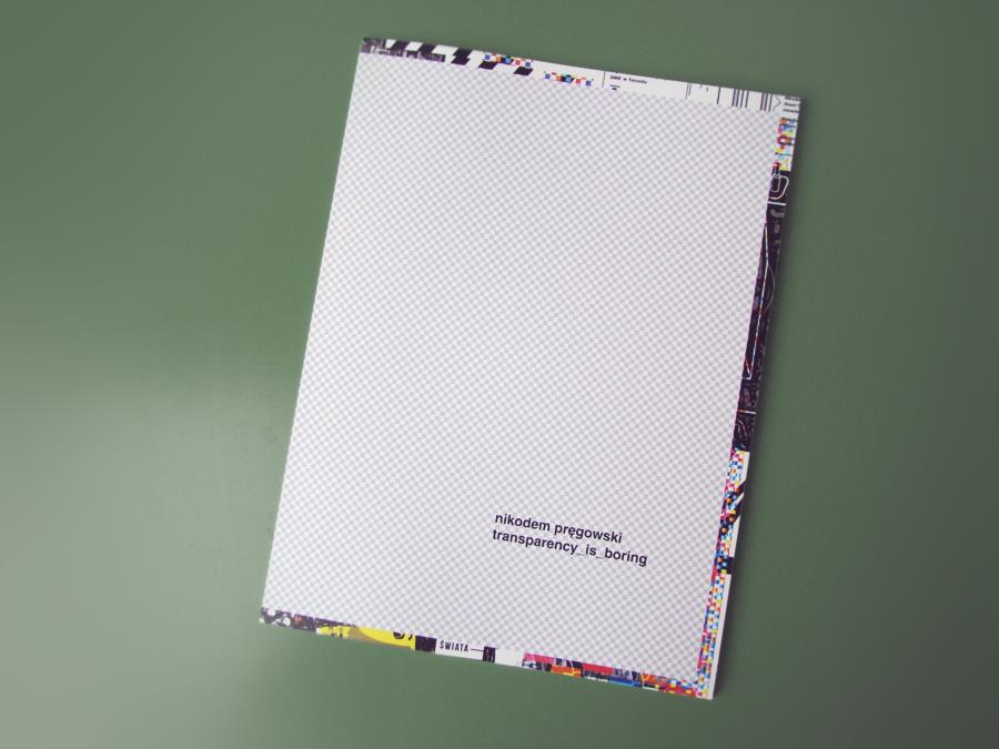 transparency is boring_book 1
