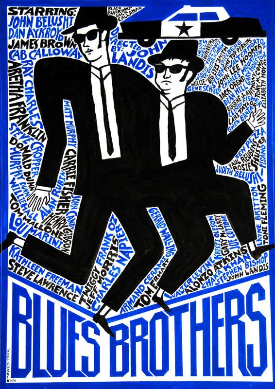 the_blues_brothe_andrzej_krajewski