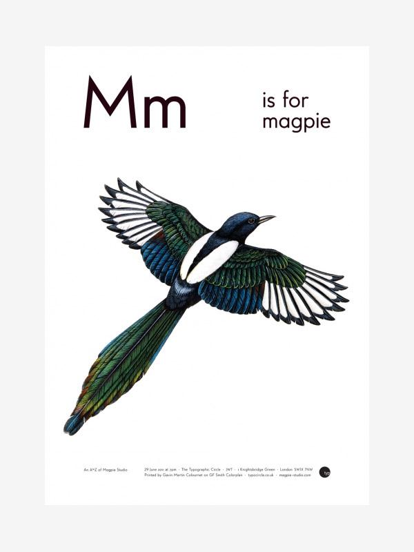 poster-a-z-magpie-studio