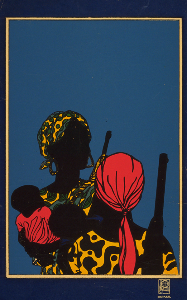 001 – AFRICA – 1968 – Africa – Lazaro Abreu : Emory Douglas