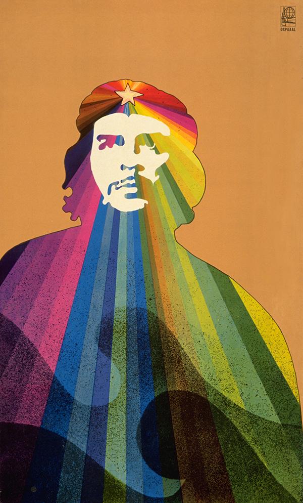 008 – LATIN AMERICA:CHE – 1969 – Radiant Che – Alfredo Rostgaard