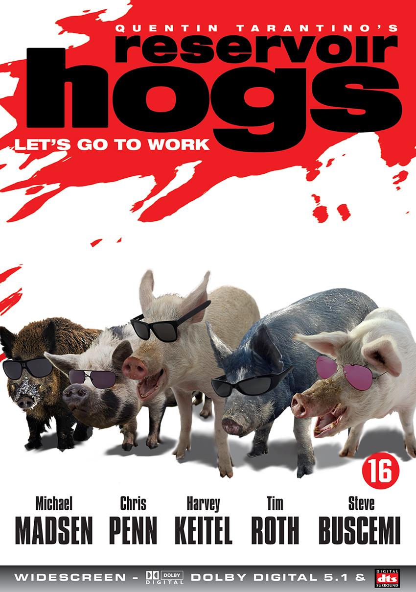 *DVD reservoir dogs