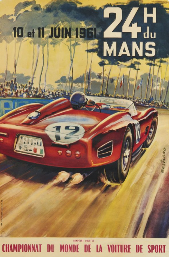 1923 24 Hours of Le Mans
