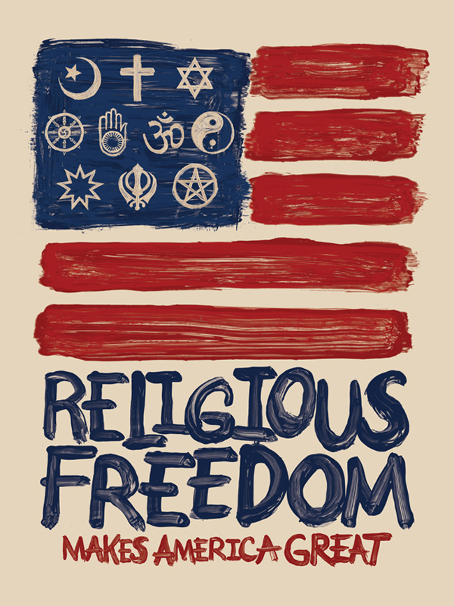 religious freedom and the great american Religious freedom debate: liberty to some, anti-gay discrimination to others a showdown may be coming on the meaning of religious freedom, and lgbt advocates fear anti-discrimination protections could be weakened as a result.