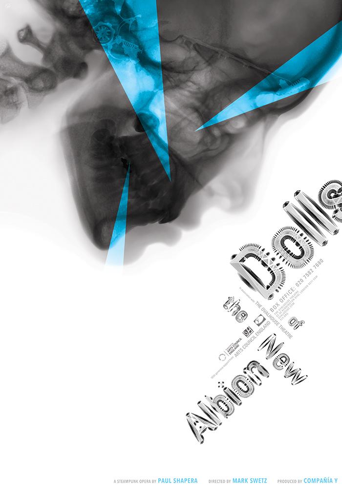 Dolls by Daniel Warner