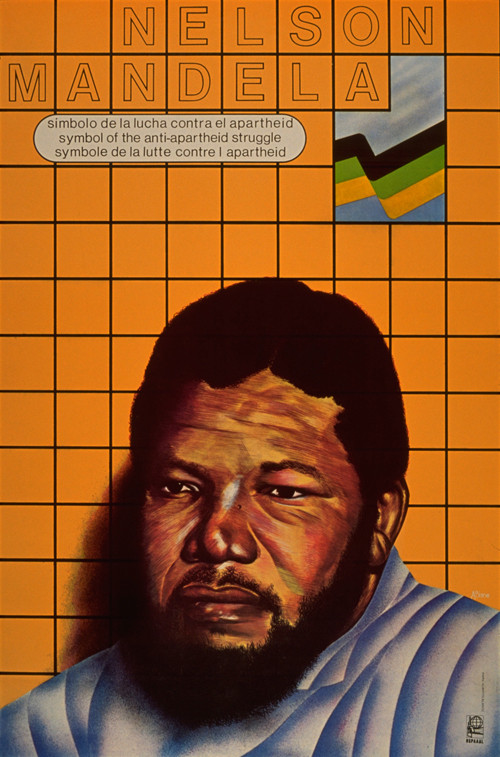Nelson-Mandela-or-Symbol-of-the-Anti-Apartheid-Struggle-1989.-By-Alberto-Blanco-Gonzalez