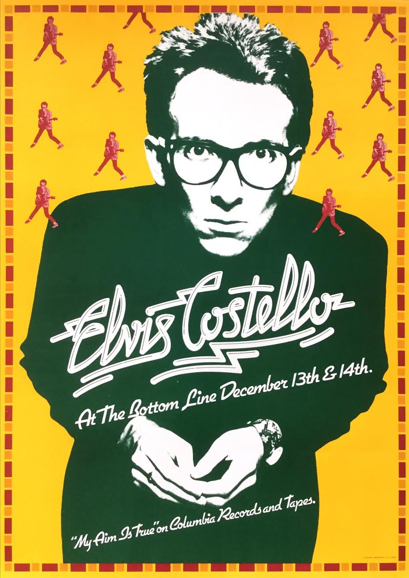 Elvis-Costello-Poster
