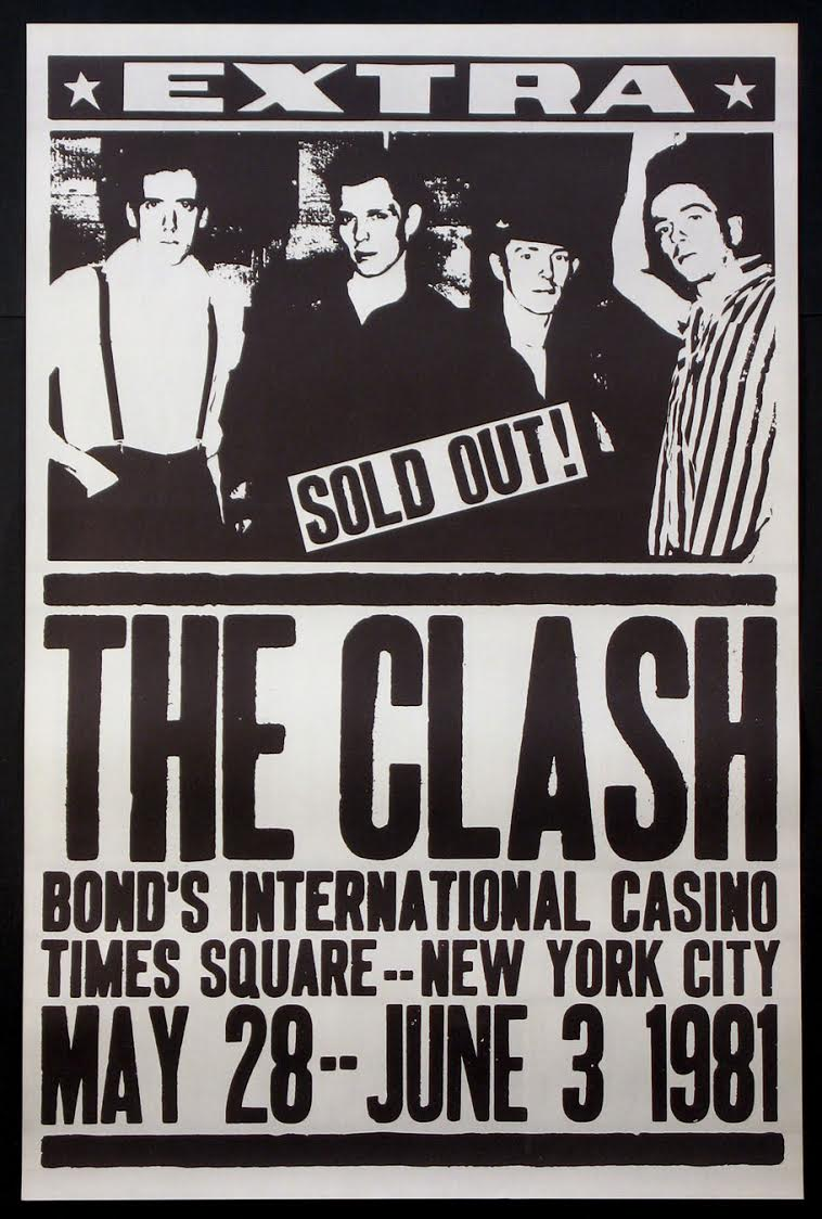 The-Clash-Times-Square-Poster