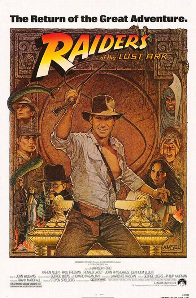 02 Raiders of the Lost Ark