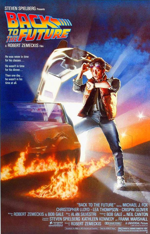 10 Back to the Future