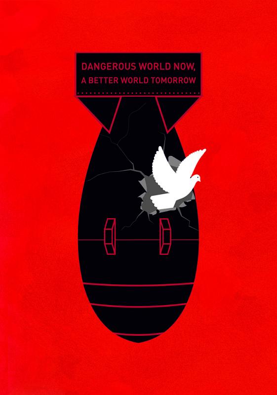 Patrycja_Longawa_DANGEROUS WORLD NOW, A BETTER WORLD TOMORROW