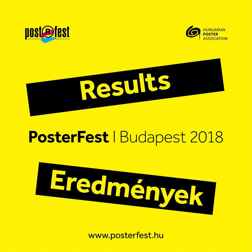 PosterFest 2018 results