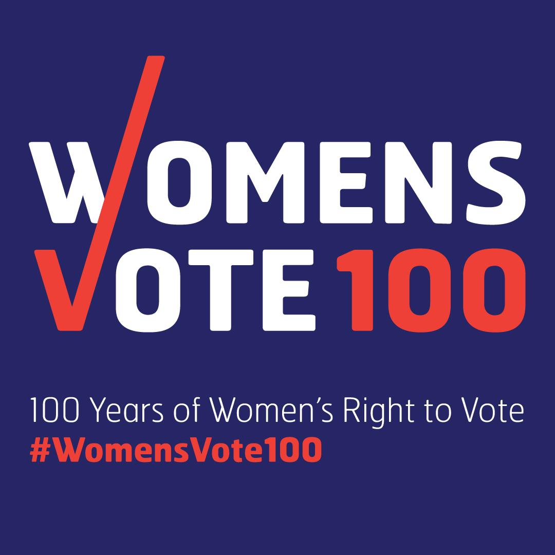 Womens Vote 100